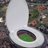 Nova cobertura do Estádio da Luz