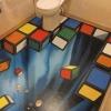 Banheiro sinistro...