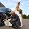 O dia do casamento...