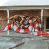 Arte de rua maneira!