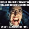Drácula morto em 2014