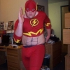 O Flash engordou mas continua com sua rapidez