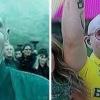 Voldemort estava na abertura da copa!