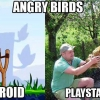 Angry Birds no PlayStation 4