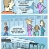 Como enganar uma menina