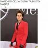 Dilma na adolescência