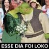 Shrek e Fiona aposentados!