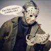Sapato do Jason!