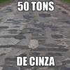 Cinquenta tons de cinza