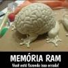 A verdadeira memória RAM