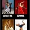 Danças pelo mundo...