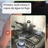 Aprendendo a fazer café