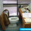 Banheiro escritório