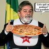 Pizza do Lula
