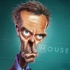 Dr. House (Hugh Laurie)