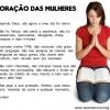Oração das Mulheres