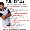 10 Mandamentos dos Solteiros