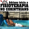 Adriano no corinthians