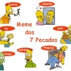 Pecados Capitais dos Simpsons