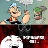 Espinafre... sei!!!