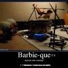 Barbie-que