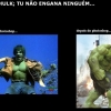 Photoshop do Incrivel Hulk