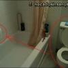 Banheiro do Homem Borracha!