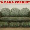 Sofá para políticos!