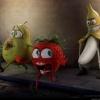 Cuidado com a banana...
