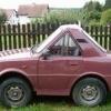 O carro encolheu?