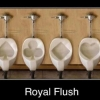 Banheiro de cassino!