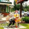 Ronald feliz!