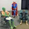 Super Herói também envelhece!