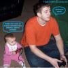 Ensinando pro papai!