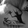 Tatuagem criativa!