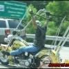Moto estranha!