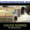 Chuck Norris na sua Infância!