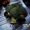 Brócolis sinistro!