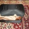 Alguém pode fechar a mala?