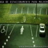 Estacionamento feminino