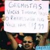 Desabafo da torcida do Flamengo
