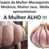 Mulher Alho