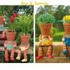 Vasos de plantas criativos!