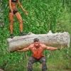 O homem mais forte do mundo?