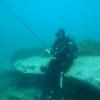 A melhor pescaria é a submarina