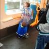 Novo carrinho de bebê