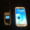 Samsung ontem e hoje...