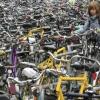 Estacionamento de bicicleta!