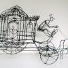 Esculturas de arame I