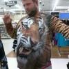 Uma verdadeira tigresa...